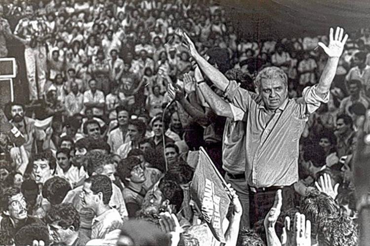 Aluízio Alves protagonizou memoráveis campanhas eleitorais no Rio Grande do Norte