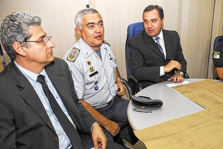 Cúpula da Segurança apresenta dados da Operação Conexão