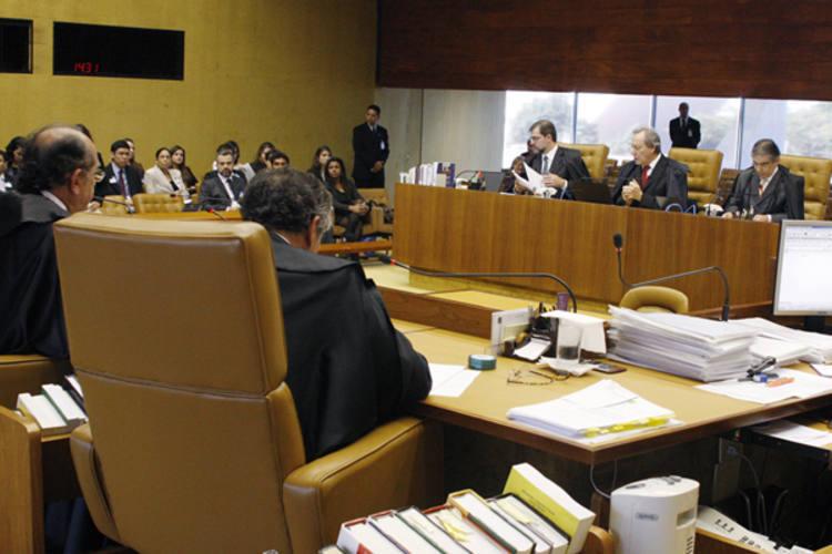 Ministros do Supremo Tribunal Federal vão receber o inquérito do Ministério Público com as denúncias