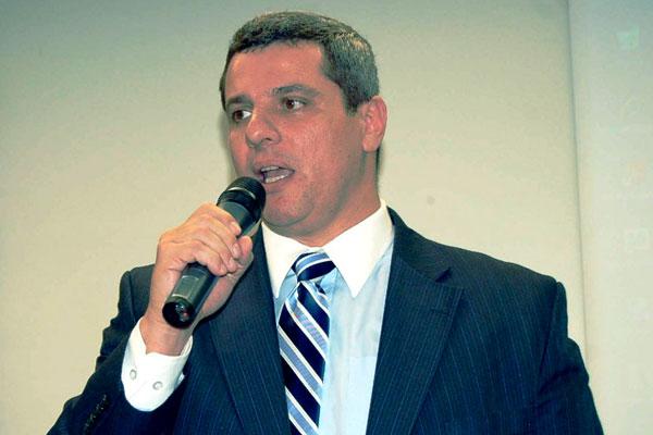 Delegado Clemente Calvo Castilhone Júnior estará em Natal na quinta-feira