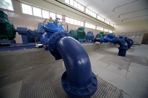 Caern afirma que novas adutoras estão diminuindo o problema de contaminação da água por nitrato em Natal