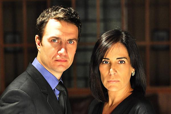 Romance entre Léo e Norma e, particularmente, a personagem de Glória Pires, deu fôlego à novela