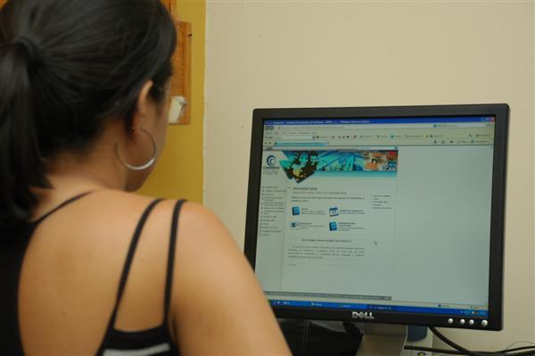 Interessados em participar do processo seletivo devem se increver no site da Comperve
