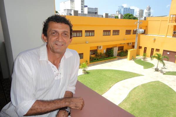 """Lerson Maia, diretor do IFRN-Cidade Alta: """"Nosso interesse é ver a coisa funcionando, independente do nome"""""""