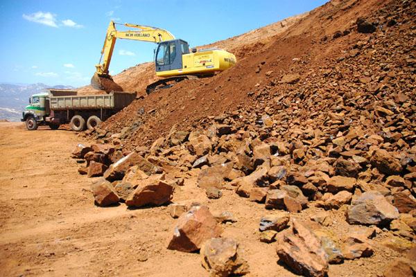 O minério de ferro é uma das riquezas que estão no radar de geólogos e investidores no Estado
