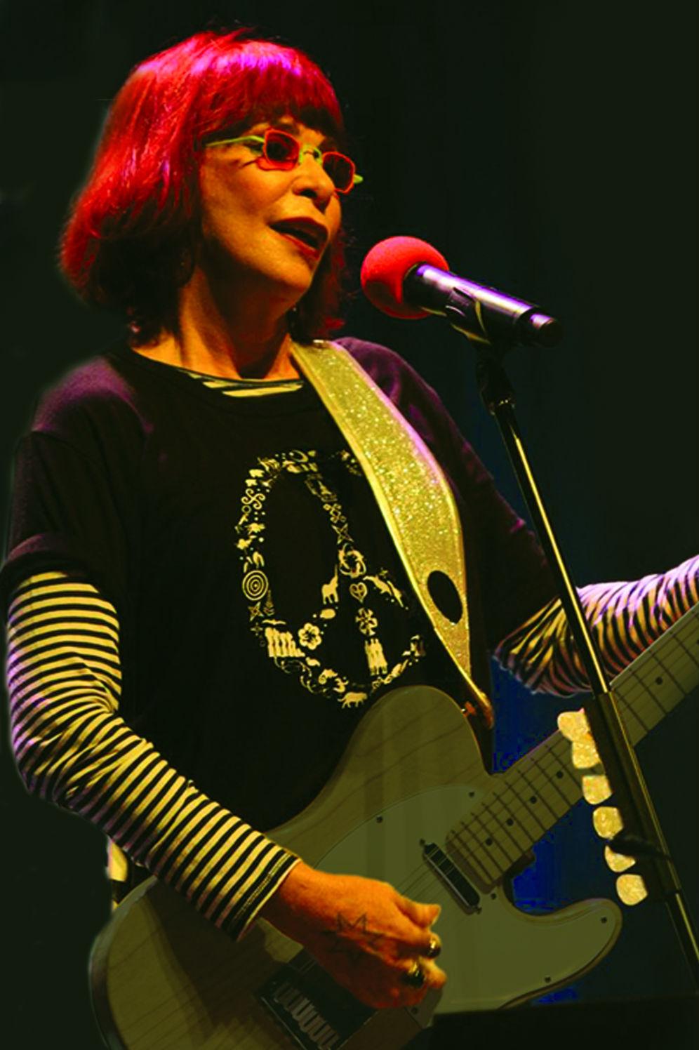 Rita Lee faz show em Natal dia 16
