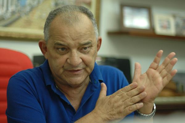 José Maria Barreto está disposto a negociar o débito com a diretoria