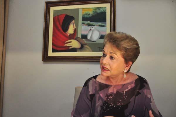 Wilma de Faria, ex-governadora