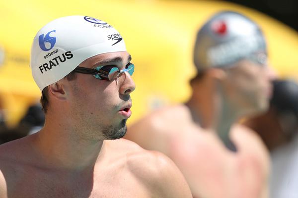 Bruno está no Pinheiros/Sabesp desde 2007, e já garantiu índice para os 50 e 100 metros livre das Olimpíadas de Londres