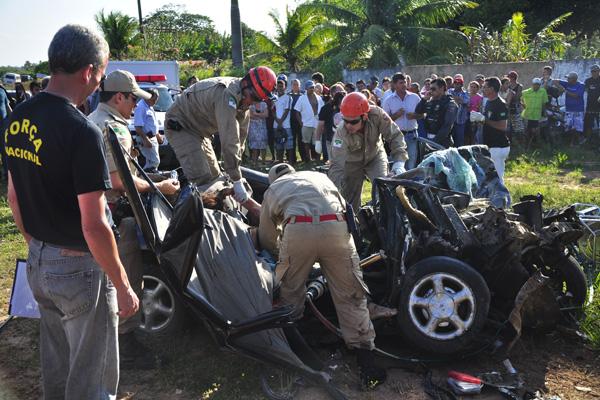 Acidentes de trânsito matam, em média, 45 mil pessoas no Brasil, todos os anos. Números tendem a crescer com o aumento da frota