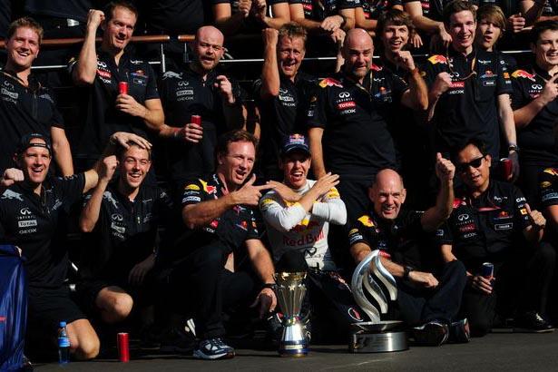 Red Bull prepara comemoração para título em Cingapura 468b8872fed