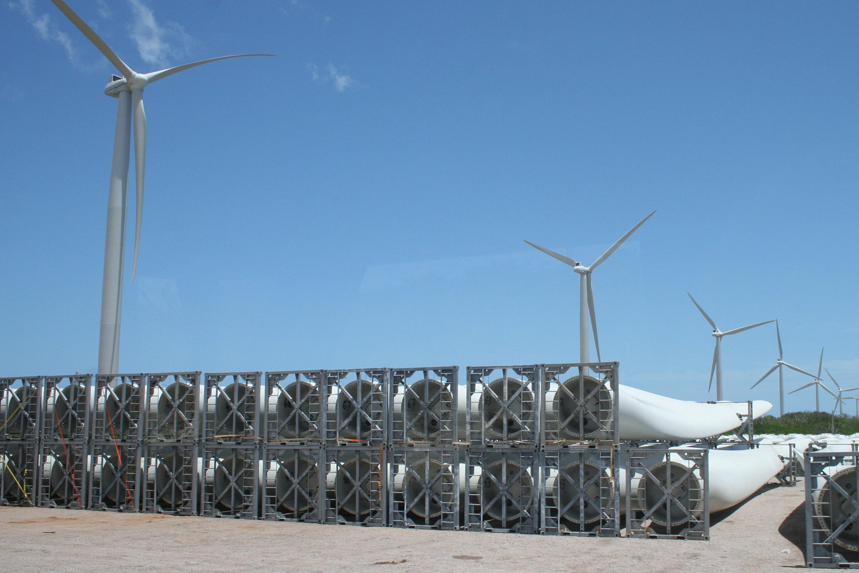 Resultado de imagem para energia eolica rn