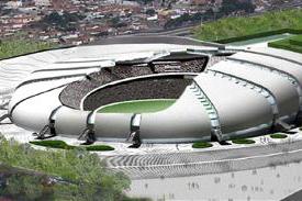 Arena das Dunas perde cobertura para baixar custos