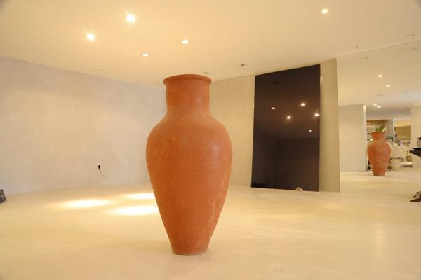 decoracao de interiores artesanal:projeto de inclusão do artesanato na Mostra Officina Interiores