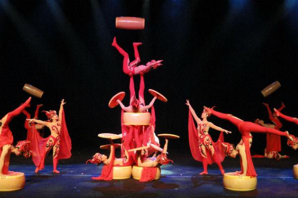 Circo da China em Natal