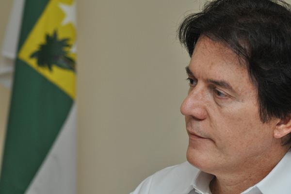 Robinson Faria, vice-governador