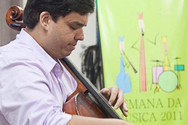 Natal recebe importantes nomes da música clássica em eventos abertos, a partir de sexta-feira. Concertos acontecem no Norte shopping, escola de música e bares da Ribeira