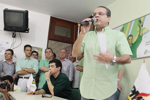 Henrique Eduardo Alves destaca crescimento do PMDB no Rio Grande do Norte e no País