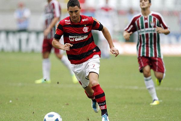 Thiago Neves, meia do Flamengo