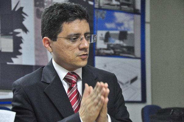 Anselmo de Carvalho espera que auditoria permita redução de até R$ 6 milhões/mês nas despesas