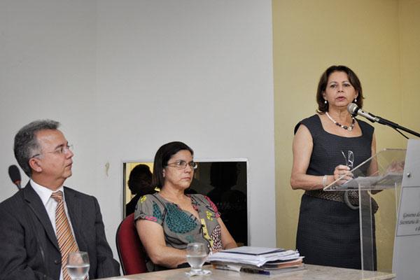 Secretária Betânia Ramalho diz que Programa tem a finalidade de traçar trajetória para Educação do RN