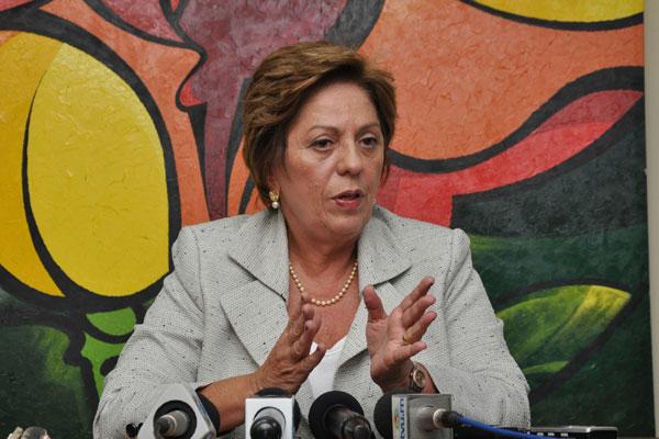 Governadora Rosalba Ciarlini quer conversar com aliados e auxiliares ao longo do fim de semana