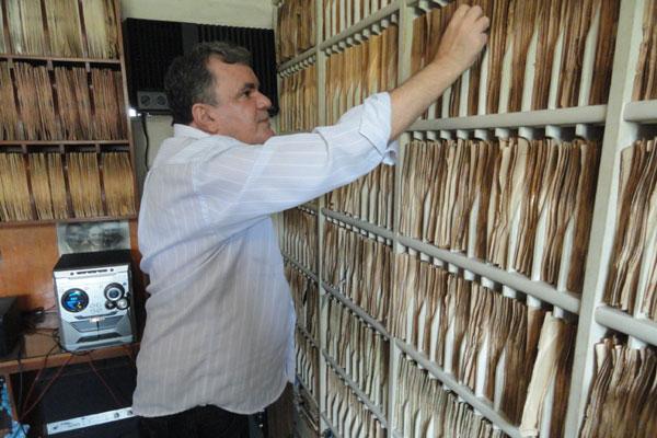 Apaixonado por Bossa Nova, Paulo Barbalho mantém intacta a coleção do pai Grácio Barbalho, um dos maiores colecionadores do País