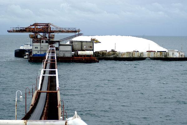 TCU exige correção no projeto de ampliação do terminal salineiro