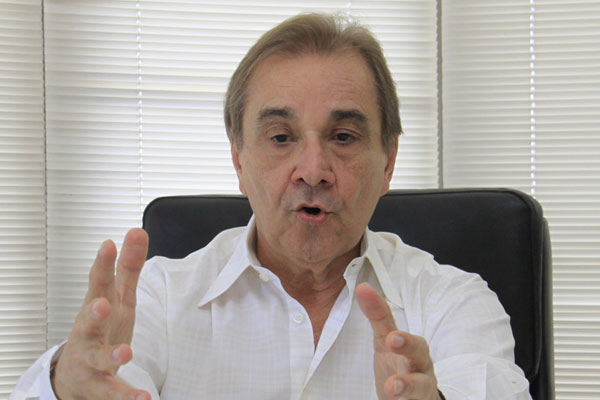Robinson Faria afirma ter amizade com os líderes oposicionistas