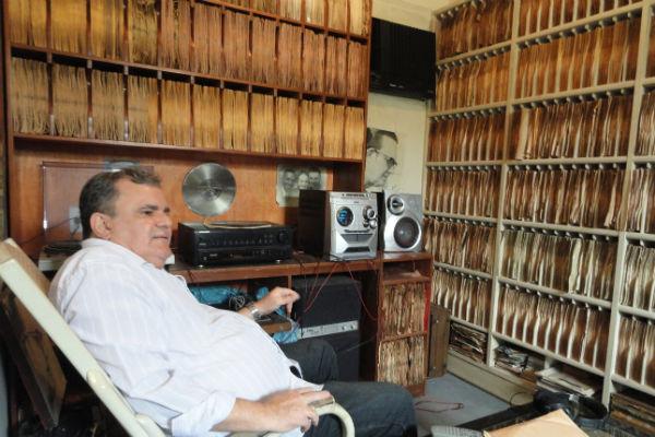 Paulo Barbalho lembra do tempo que a coleção atraia a atenção de personalidades que visitavam Natal