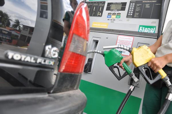 Procon Natal registrou R$  2,55 como preço mais baixo da Gasolina em Natal