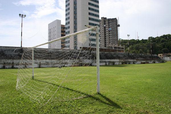 Juvenal Lamartine não é utilizado para jogos de futebol profissional