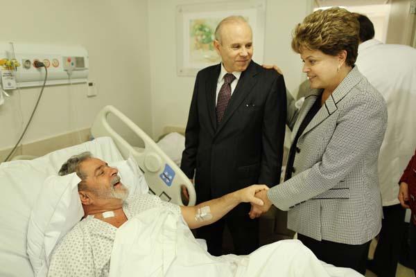 Lula terá alta médica à tarde