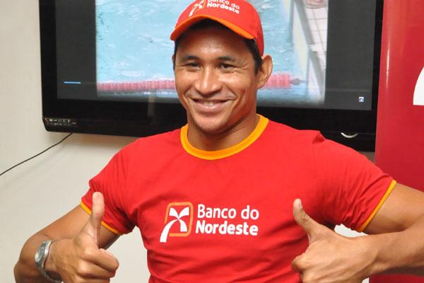 Clodoaldo Silva: Não vou prometer medalhas, porque quem faz promessa é político.