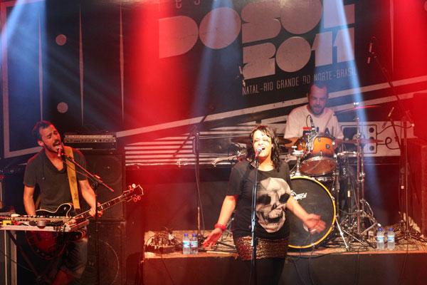 Tulipa Ruiz foi o grande destaque da primeira noite do Festival DoSol