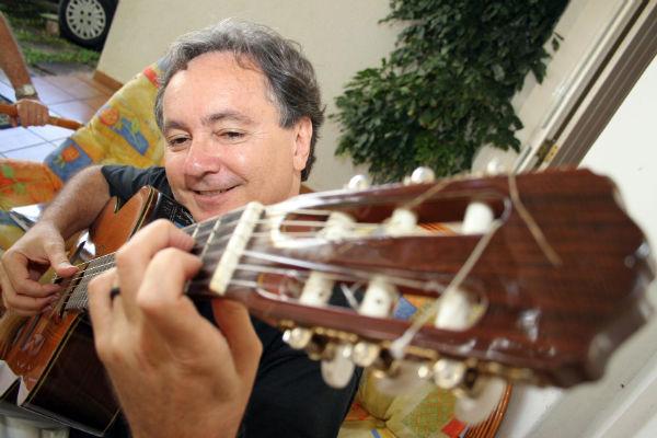 Tico da Costa é o mais internacional dos artistas potiguares