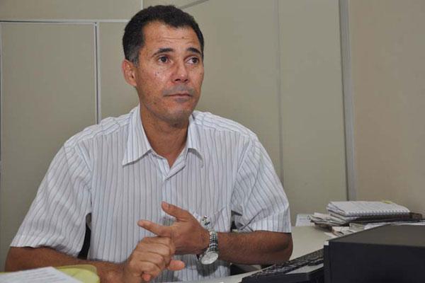 Secretário municipal, Sérgio Pinheiro acredita na execução das obras