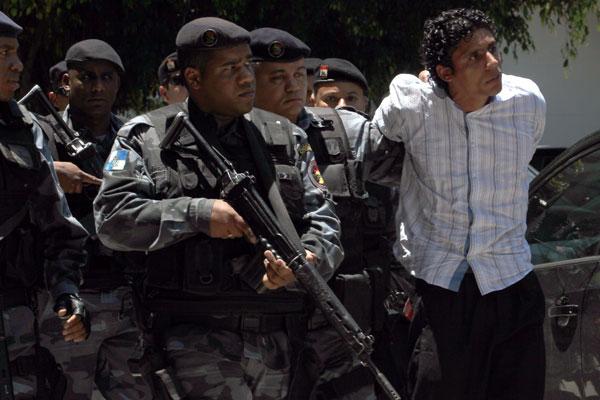 Antônio Nem Bonfim é transferido da sede da Polícia Federal para o complexo penitenciário de Bangu