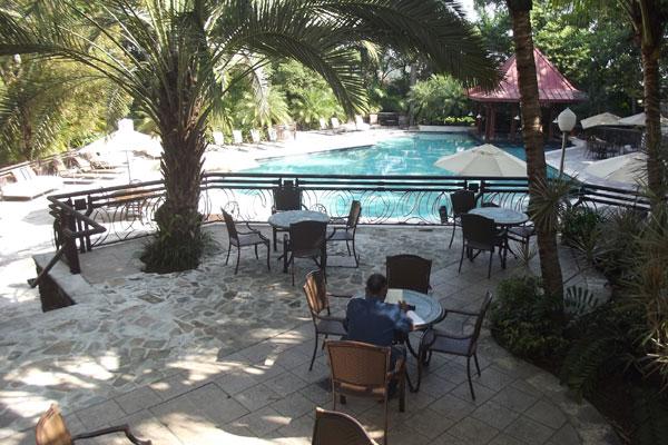 Hotel Caribe: semente da indústria do turismo, ainda incipiente