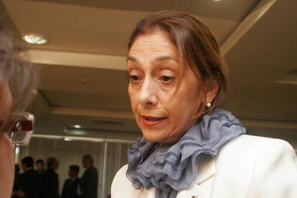 Conselheira Adélia Sales foi a relatora do processo no TCE