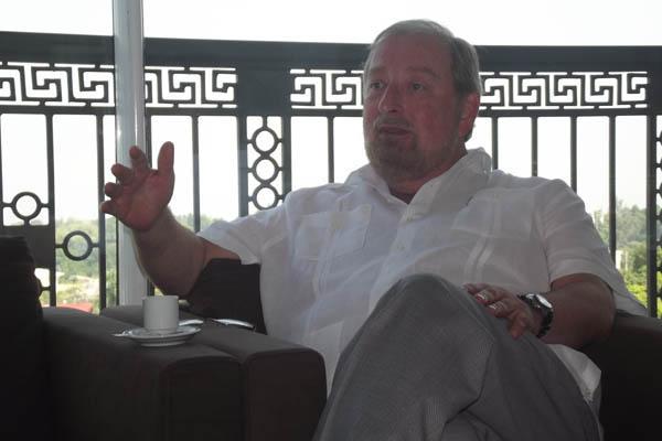 Embaixador do Brasil no país, Igor Kipman, falou à reportagem da TRIBUNA DO NORTE, em Porto Príncipe. Para ele, a comunidade internacional ainda vai demorar para deixar o país.