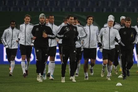 Preparacao Da Eurocopa Tem Italia X Uruguai E Alemanha X Holanda Tribuna Do Norte