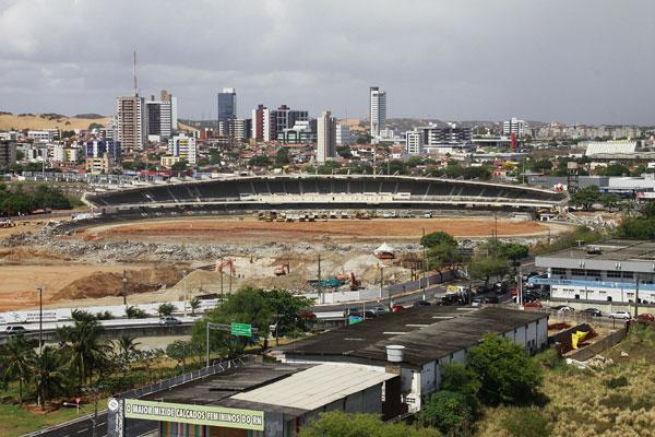 Demolição do Machadão está prevista para acabar no fim do mês