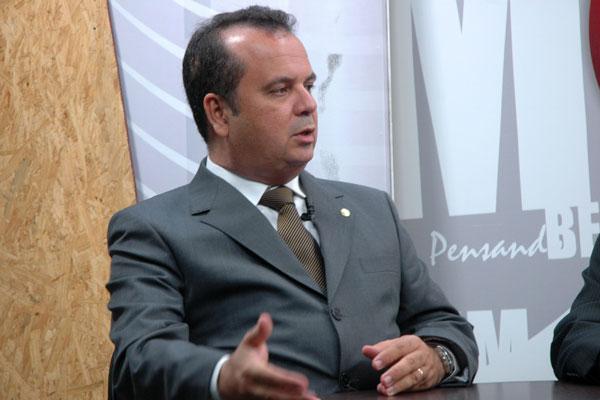 Rogério Marinho garante que PSDB não será empecilho ao diálogo