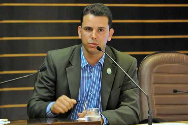 Rodrigo Cintra negou, durante depoimento à CEI, que o convênio tenha irregularidades