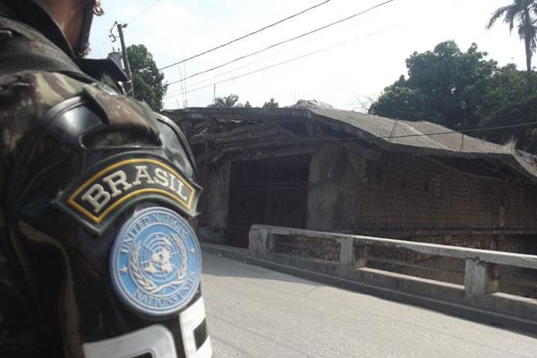 Missão no Haiti é um grande aprendizado para os militares