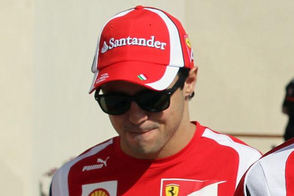 Em baixa na Ferrari, Massa tem seu lugar no time frequentemente especulado por diversos veículos