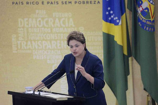 Dilma Rousseff afirma que o dia 18 de novembro fica marcado como data para comemorar a transparência e celebrar a verdade.