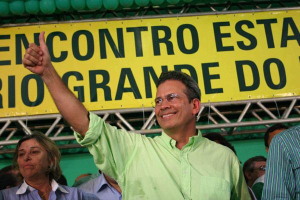 Hermano Morais destaca capacidade de mobilização do partido