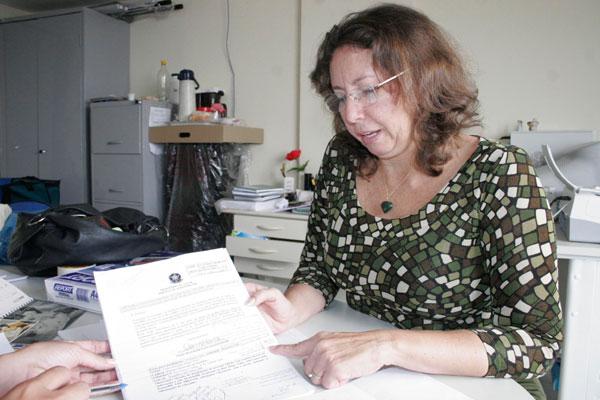 Dalva Honório, do Conselho de Saúde, alerta para a falta de recursos